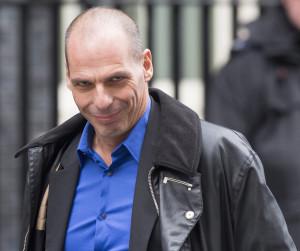 Former Greek finance minister, Yanis Varoufakis