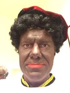 Sven Gatz, a Flemish minister, in blackface