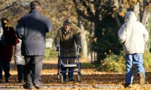 Germany pensioners elderly