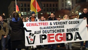Pegida movement in Germany