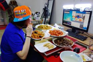 Rachel Ahn, a Korean binge eater [NPR]