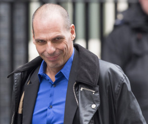 Former Greek finance minister, Yanis Varoufakis